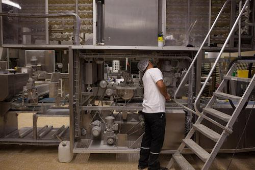 Anlagenreinigung Industriereinigung Maschinenreinigung Bäckerei