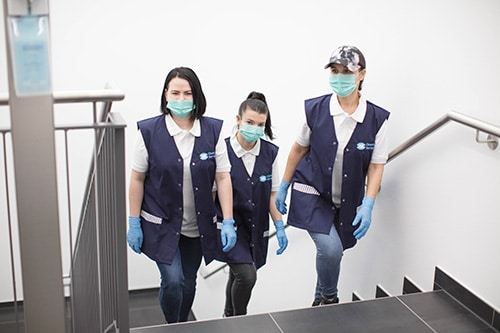 CleanFix Service Team - Corona