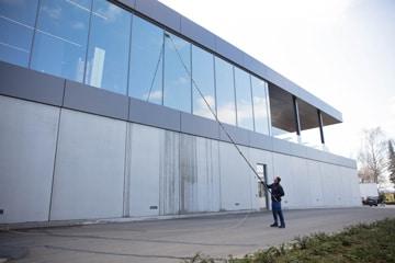 Glasreinigung Fensterreinigung Osmose
