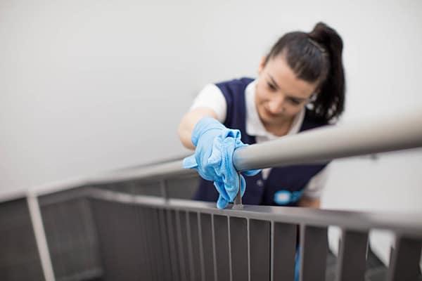 CleanFix Service Desinfektion